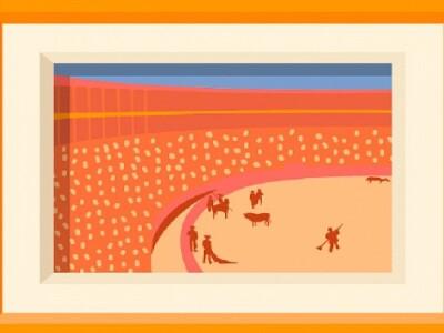 «Арт-путеводитель: Испания». Художественные мастер-классы для детей 7-10 лет