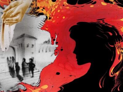 В огне любви и страсти