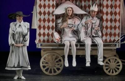 «Волшебное кольцо» Астраханский драматический театр