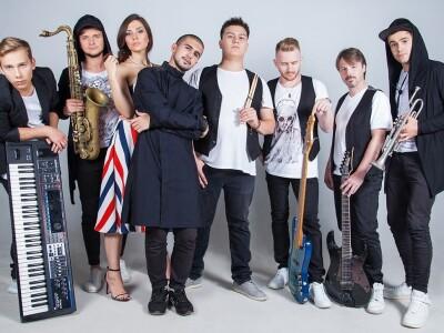 Новогодний band