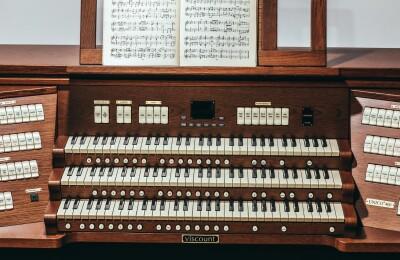 Орган Viscount и струнный оркестр. Бах, Гендель, Вивальди