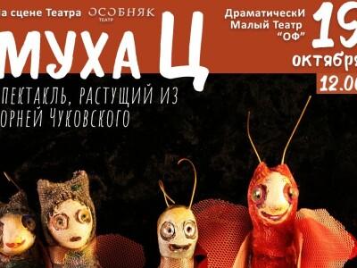 """Большой Детский фестиваль, """"Муха Ц"""" (театр """"ОФ"""")"""