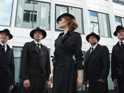 Elena et les garcons (Элена и ребята). Путешествие во времени