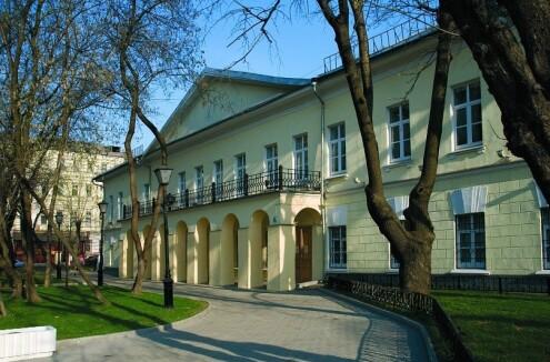 Дом Н.В. Гоголя