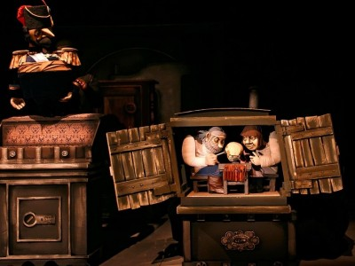 «Левша» Пермский театр кукол