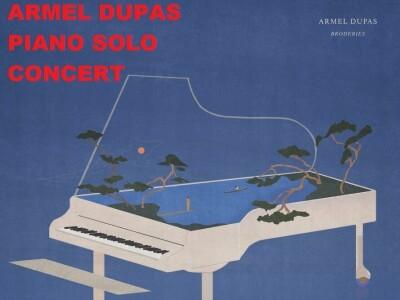 Камерный концерт вмузее «Armel Dupas. PianoSolo Concert»