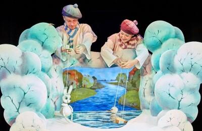 «Серая шейка» Калужский театр кукол
