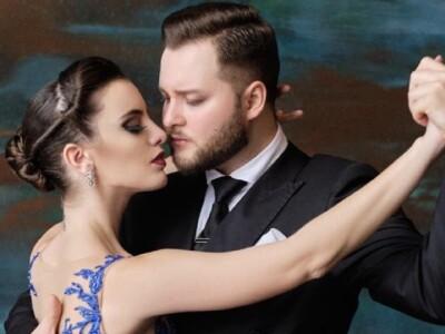 К международному дню танго. Solo tango orquesta