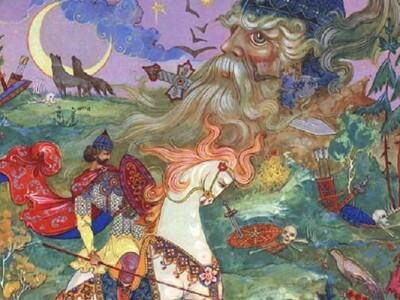 Герои волшебных сказок