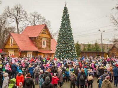 «В гостях у Деда Мороза» — интерактивная экскурсия для детей