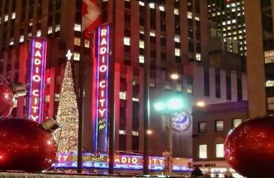 Рождество на Бродвее