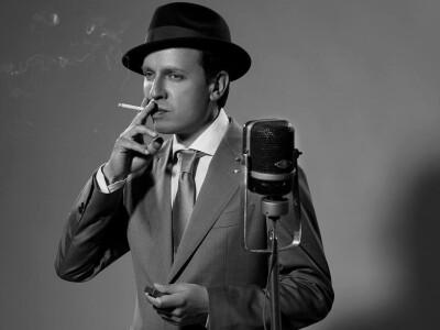 Дмитрий Носков и «Круглый бенд» Алексея Круглова с программой «Я буду петь тебе, как Фрэнк»