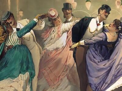 «Парижское веселье». Жак Оффенбах. Оперетты.