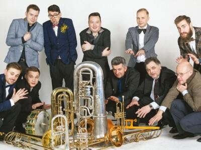 Новогодний Медный джаз