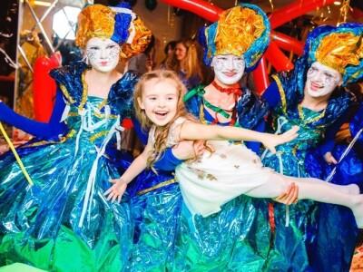 Новогодняя Елка «Золотой Голливуд» на Большой Татарской
