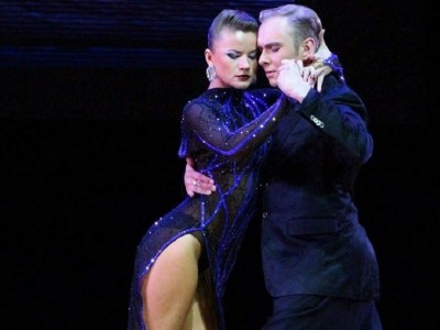 Танго-шоу «Под одним небом»