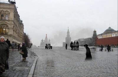 Пятница 13-е, или Чертова дюжина московских привидений