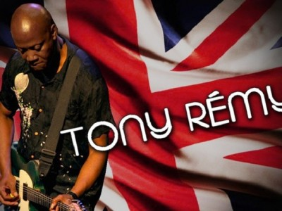 British blues invasion to russia. Tony Remy