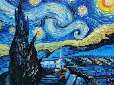 Ван Гог. Времена года: Вивальди и Рихтер