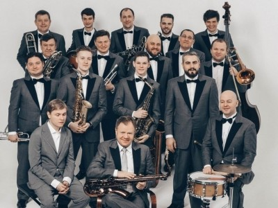 Новогодний концерт. Игорь Бутман и Московский джазовый оркестр