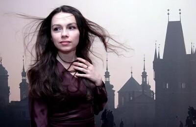 Екатерина Унгвари и ее группа
