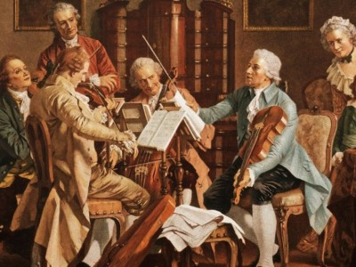 Чайковский — Брамс