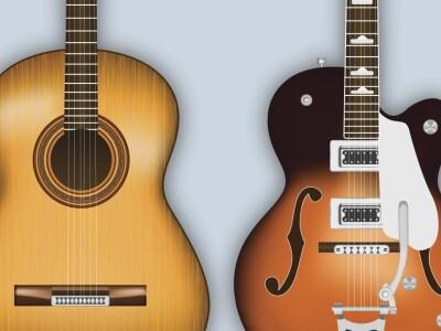 Гитара. От классики до рока. День II