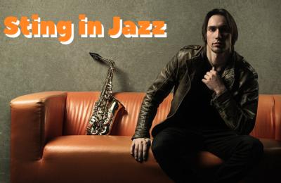 Sting in Jazz. Московский Джаз Квартет