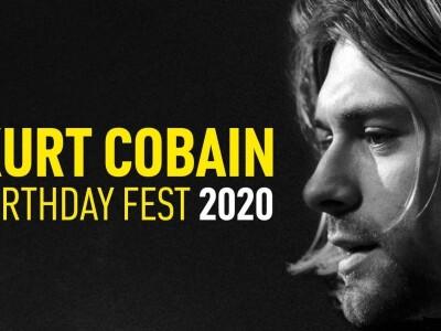 Kurt Cobain Birthday Fest 2020