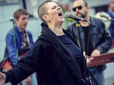 Ольга Олейникова и Emergency Band