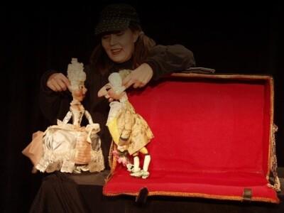 Куклы из чемодана