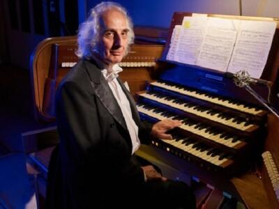 Концерт органной музыки — вокруг Баха