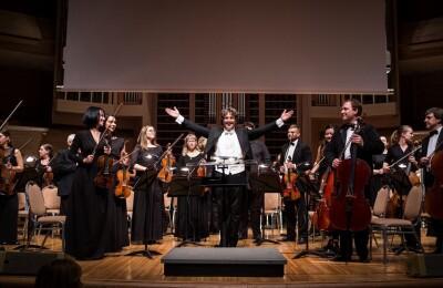 Concerto Grandioso. Дирижер Никола Джулиани