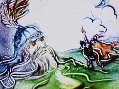 Сказки Пушкина. Квартет «Мелодион» и песочная анимация