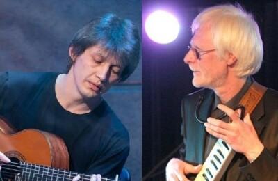 Сергей Филатов и Михаил Оленченко
