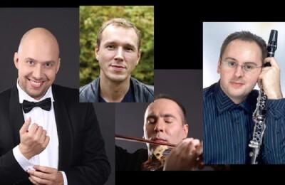 Концерт западно-европейской музыки «На контрасте...»