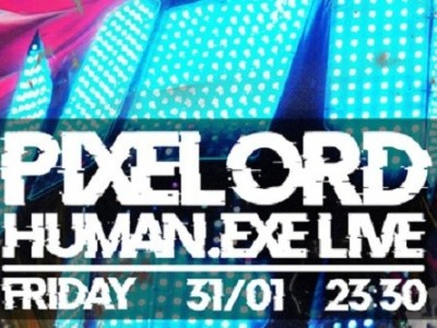 Pixelord Human.exe Live