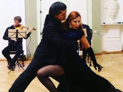 Лучшие танго в честь Международного женского дня