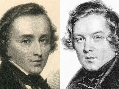 Два гения — два юбилея: Ф. Шопен, Р. Шуман. Вечер пятый