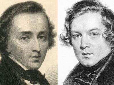 Два гения — два юбилея: Ф. Шопен, Р. Шуман. Вечер первый