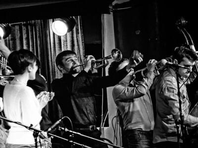 Большой джазовый оркестр п/у Петра Востокова «Играем в КЛАССики»