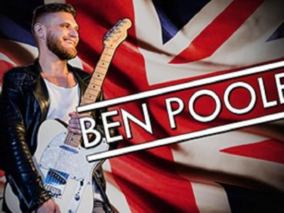 British Blues Invasion, Ben Poole. Pre-party – Шоу «Блюз на виниле»