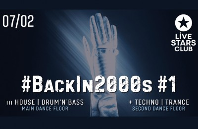 Back In 2000s in Drum | House | Techno | Trance