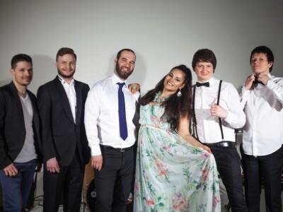 Saturday Night with Orange Band и Марианна Савон