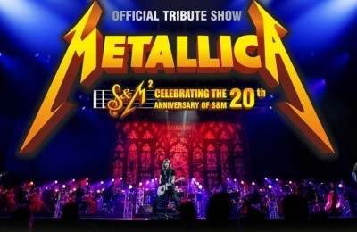 «Metallica Show S&M Tribute» с симфоническим оркестром