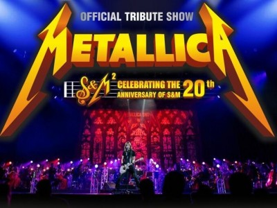 «Metallica Show S&M Tribute» с симфоническим оркестром