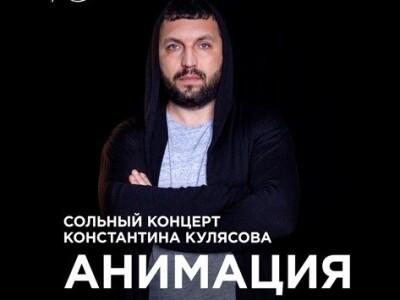 Сольный концерт Константина Кулясова (АнимациЯ). Акустика