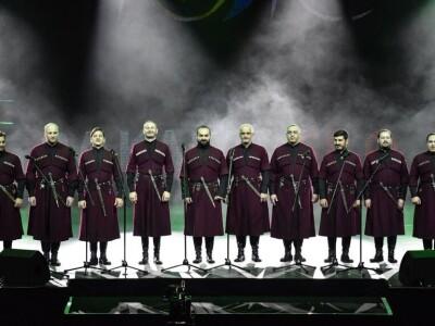 Ансамбль грузинского фольклорного пения «Басиани»