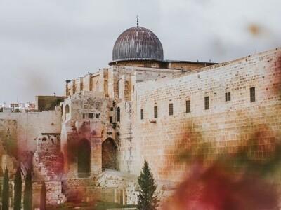Паломничество в Иерусалим: орган и дудук