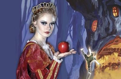 Белоснежка и семь гномов. Театр Корона русского балета